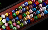 Wholesale 20/50Pcs Opal Round Spacer Loose Rondelle Beads 4mm 6mm 8mm 10mm Mixed