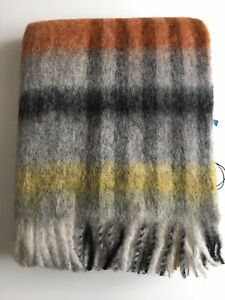 Multicoloured Throw Blanket By Paul Smith - New