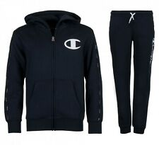 Champion Kids Boy Clothing Set Zip Jacket Hooded Full zip clothing 305091-BS501