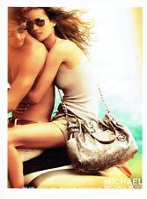 Publicité Advertising 058   2011   Michael Kors collection sac à main