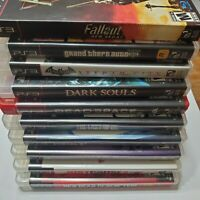 Playstation 3 10 Game Lot Grand Theft Auto V Fallout Dead Space 2 And More