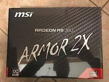MSI Radeon R9 380 DirectX 12 R9 380 4GD5T OC 4GB 256-Bit GDDR5 HDCP Ready CrossF