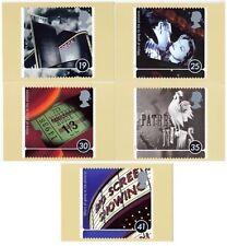 GB POSTCARDS PHQ CARDS NO. 178 MINT FULL SET  1996 CINEMA GOING TO THE PICTURES