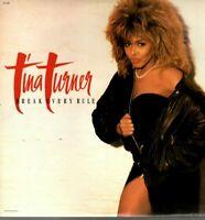 Tina Turner Vinyl LP EMI/Capitol Records 1986, PJ-12830, Break Every Rule ~ NM-!
