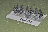 15mm WW1 / austro hungarian - infantry 20 figures - inf (16639)