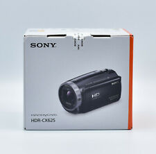 Sony HDR-CX625 Full HD Camcorder, 2.29 MP, 30x opt. Zoom, Exmor R CMOS NEU OVP