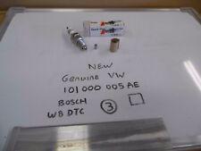 Genuine VW Bujía cada 101 000 005 AE BOSCH W8DTC