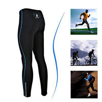 Mens Compression Tights Base Layer Long Pants Legging Running Under Armour Skin
