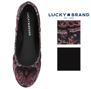 Lucky Brand Womens Emmie Ballet Flats - New Without Box