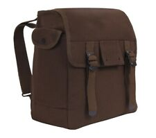 Rothco Heavyweight Canvas Musette Bag - 2272