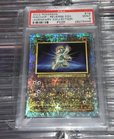 2002 legendary collection Machop #79 reverse holo psa 9 mint WOTC