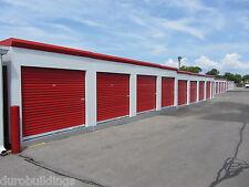 DuroSTEEL JANUS 12'x12' Commercial 1000 Series Metal Roll-up Door & Hdwe DiRECT