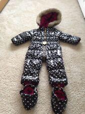 Juicy C Snowsuit 6-9month