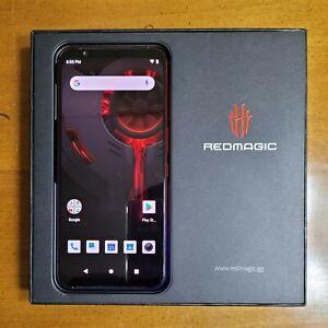"ZTE Nubia Red Magic 3S 6.65"" 12/256GB 5000mAh Gaming Phone Cyber Shade"