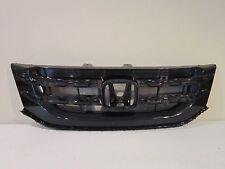 HONDA CRV 2012 2013 12 13 FRONT BLACK  GRILLE OEM 75100-TK8-A110-M1