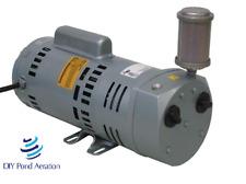 New Gast 14hp Oilless Vacuum Pump Rv332 Rotary Vane Aerator Aeration Compressor