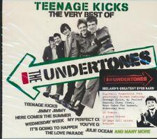 The Undertones - Teenage Kicks - le Meilleur De Neuf CD