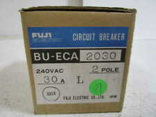 FUJI ELECTRIC CIRCUIT BREAKER 30A BU-ECA2030 * NEW IN BOX *