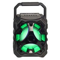 Fully Powered 500 Watts Bluetooth Wireless Multimedia Speaker - Blade10 Black