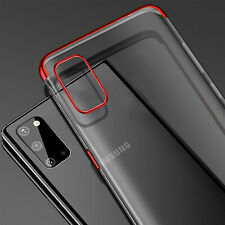 For Samsung Galaxy A21S M31 Case Protective Ultra Thin Soft TPU Clear Back Cover