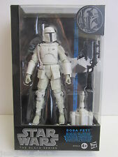 "NEUF Star Wars Boba Fett série black action figure 6 ""prototype armor exclusif"