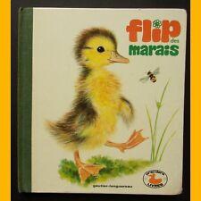 Coll. Premiers Livres FLIP DES MARAIS Marcelle Vérité Romain Simon 1969