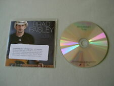 BRAD PAISLEY Today promo CD single