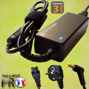 Alimentation / Chargeur pour  Acer Aspire One AO521-105DK