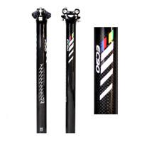 Carbon Fiber 3K MTB Road Bike Seatpost Bicycle Seatpost Tube 27.2/30.8/31.6mm