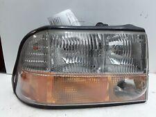98 99 00 01 02 03 04 05 GMC Jimmy Chevy S10 Blazer right headlight fog light OEM