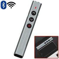 2.4G Wireless Presenter Laser Pointer Clicker Pen USB Remote Control PowerPoint