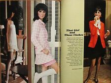 1968 TV Guide(MARLO THOMAS/HENRY DARROW/THAT GIRL/LEE BOUVIER/THE HIGH CHAPARRAL