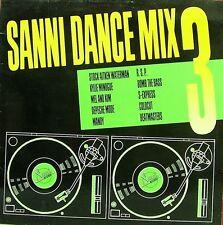 SANNI DANCE MIX 3-STOCK AITKEN WATERMAN + KYLIE MINOGUE + MEL AND KIM +