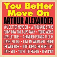 Alexander Arthur - You Better Move on [New Vinyl LP] UK - Import