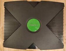 Xbox ORIGINAL-Negro - 500GB unidad de disco duro, Suave Pedales (solo Consola)