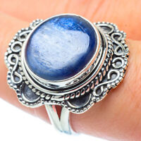 Kyanite 925 Sterling Silver Ring Size 8.25 Ana Co Jewelry R30862F