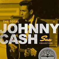 Johnny Cash - The Total Johnny Cash Sun Collection [CD]