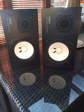 Yamaha Pro Audio Studio Monitors