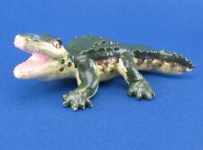Schleich Authentics 17004-6 - Alligator - Krokodil - Schleichtier Safari