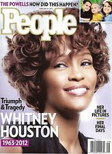 People Magazine - February 27, 2012 - Whitney Houston Farewell Tribute Issue