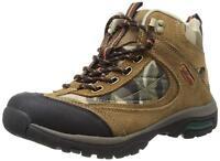 Eastland Men's Haystack Chukka Boot, Khaki Suede, Size 8.5M