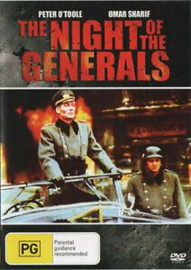 """The Night Of The Generals"" Donald Pleasence, Omar Sharif, Peter OToole WAR"