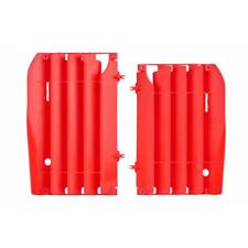 Cache radiateur rouge honda cr125r/250r Polisport 8459900002
