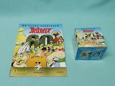 Panini 60 Jahre Asterix Abenteuer Sammelalbum + 1 x Display / 50 Tüten Sticker