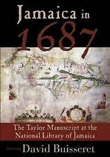 NEW Jamaica in 1687: The Taylor Manuscript at the National Library of Jamaica