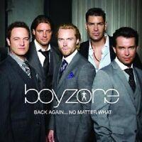 """BOYZONE """"BACK AGAIN...THE GREATEST HITS"""" CD NEU"""