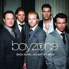 "Boyzone ""Back Again... the greatest hits"" CD NUOVO"