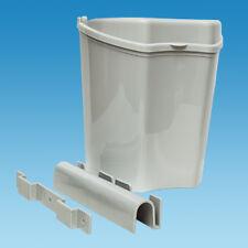 Caravan Motorhome Plastic Cupboard Door Removable Waste Rubbish Bin MI590