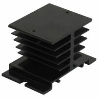 Aluminum Heat Sink 80mm x 50mm x 50mm for Solid State Relay SSR