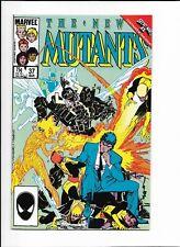 New Mutants #37 (1986) 1st series High Grade NM 9.4